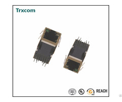Trjk0071awnl Single Port Gigabit Tab Up Rj45 Connector