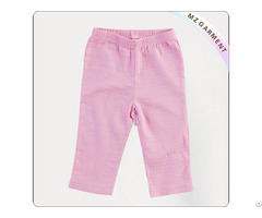 Pink Cover Knee Pants