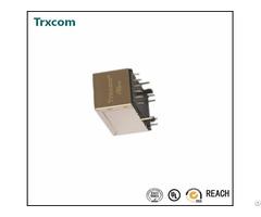 Trjd0110banl Vertical Rj45 Connector