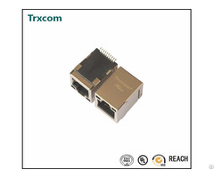 Pulse J3026g01dnl Tab Up Rj45 Jack
