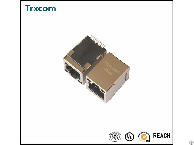 Trjg19320cnl Gigabit Single Port Rj45 Ethernet Jack