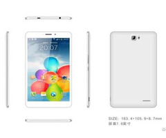 G700 7 Inch 3g Android Tablet Octa Core 1920 1200ips Ogs