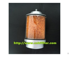 Dehydrating Transformer Breather Air Filter With Silicia Gel By China Manufacture