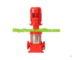 Stainless Steel Vertical Multistage Pump