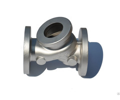 Investment Castings For Valve