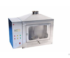 Fire Testing Building Material Ignitibility Tester