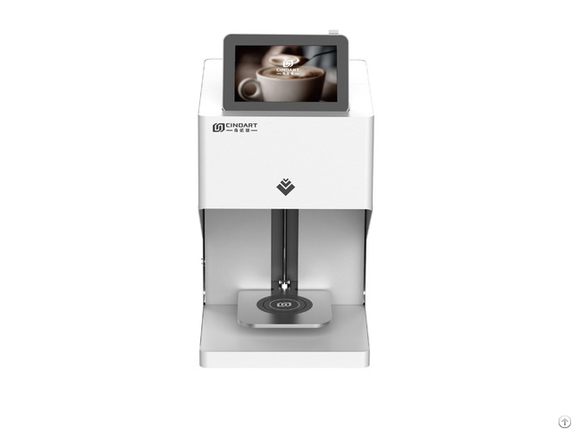 Cinoart Coffee Food Printer For Beer Cake