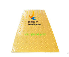 Plastic Hdpe Construction Temporary Road Mats