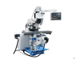 Xk6325 Cnc Turret Milling Machine