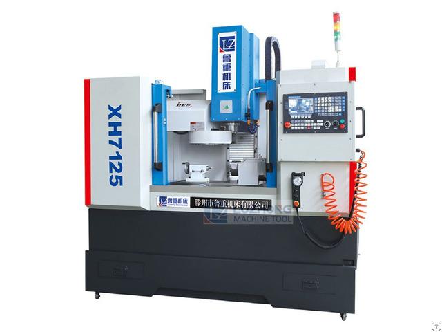 Xh7125 Vertical Machining Center