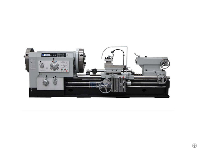 Q1313 Pipe Threading Lathe Machine