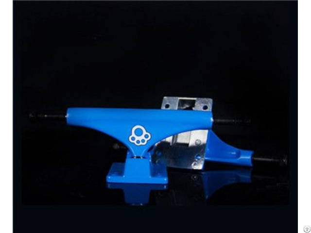 Professional Factory Price Skateboard Trucks High Quality Aluminum Casting Pu For Oem