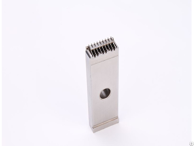 Slide Inserts For Connector Mould Part Manufacturer With Good Price