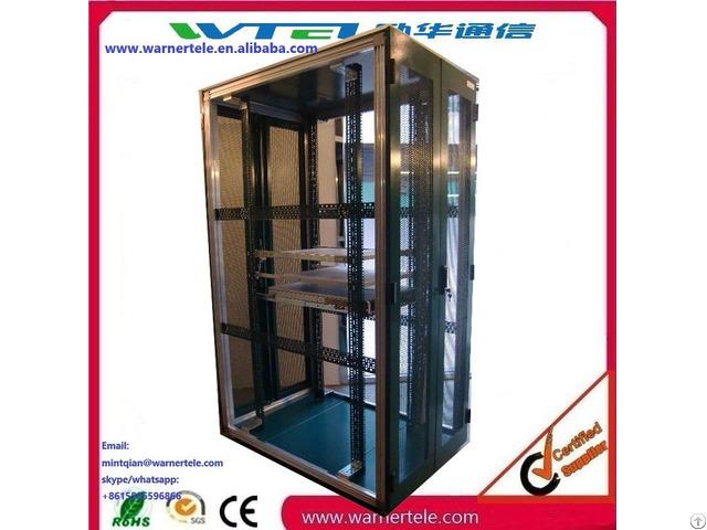 Telecom Indoor Floor Standing Server Network Rack Cabinet 6u 9u 12u 16u 25u 42u