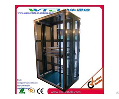 Telecom Indoor Floor Standing Server Network Rack Cabinet 6u 9u 12u 16u 25u 42u