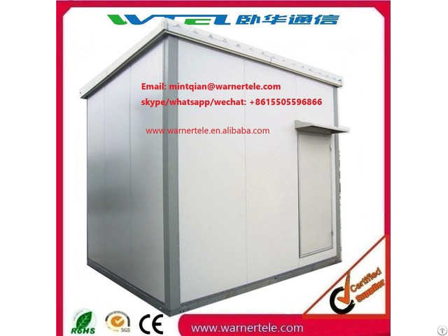 Outdoor Equipment Telecom Bts Pu Shelter