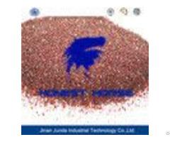 Garnet Sand For Sandblasting Oil And Gas Pipeline