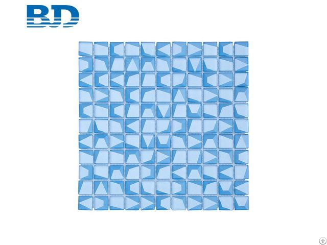 3d Edition Glass Mosaic Tile