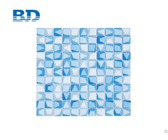 Ocean Color Glass Mosaic Tile
