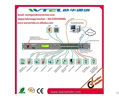 Telecom Outdoor Dynamic Environmental Monitoring System For Communication Base Station