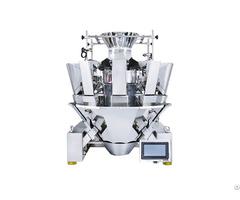 Auto Weighing Food Machine Multihead Weigher