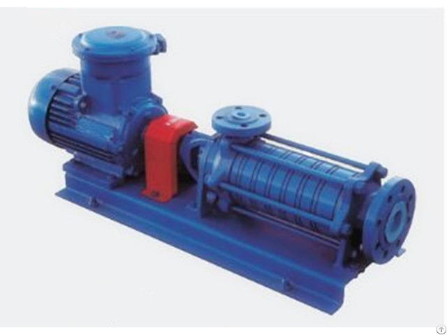 Lpg Loading Or Unloading Multistage Centrifugal Pump