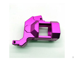 High Tolerance Powder Coating Custom Cnc Aluminum Milling