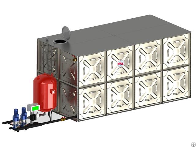 Moduler Water Storage Tank