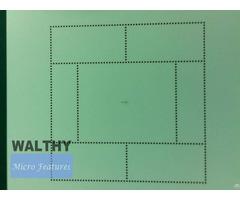 Ceramics Products Alumina Substrated Micro Drilled Aluminium Nitride Fine Cut Zirconia