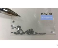 Laser Fine Cutting Of Thin Film Metal Ceramics Silicon Wafer