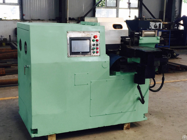 Core Double Tool Post Cnc Lather Machine