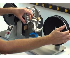 Rca Tape Scroll Abrasion Wear Tester