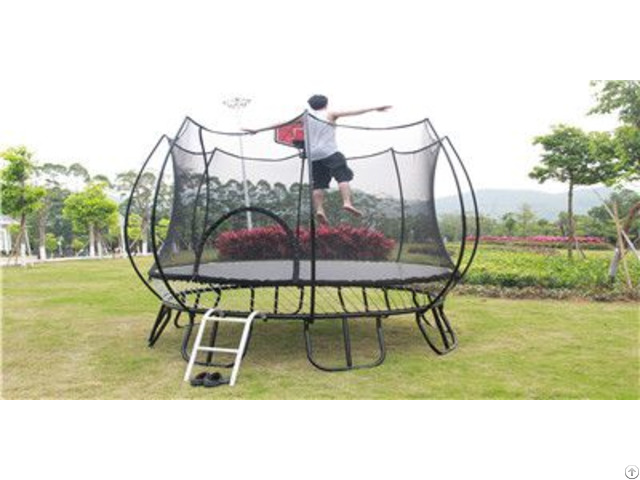 Outdoor Garden Fitness Gym Bungee Trampoline Games