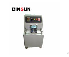 Ink Abrasion Resistance Tester Rub Test Machine