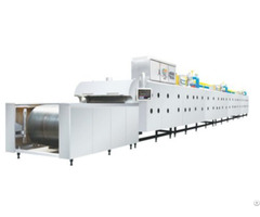 Industrial Factory Price Professional High Efficiency Steel Belt Tunnel Oven Manufacture