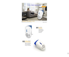 Amazon Electromagnetic Insect Repellent Ultrasonic Pest Repeller By B218