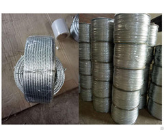 Strand Binding Wire