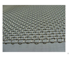 Selvage Edge Stainless Steel Wire Mesh