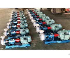 Fsb Fluorine Plastic Fep Chemical Transfer Pump