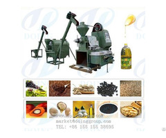 Long Working Time Groundnut Oil Press Machine