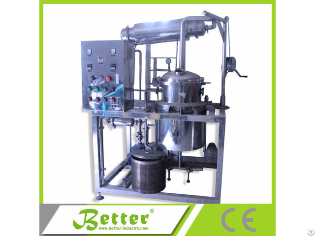 High Efficient Herbal Extraction Equipment