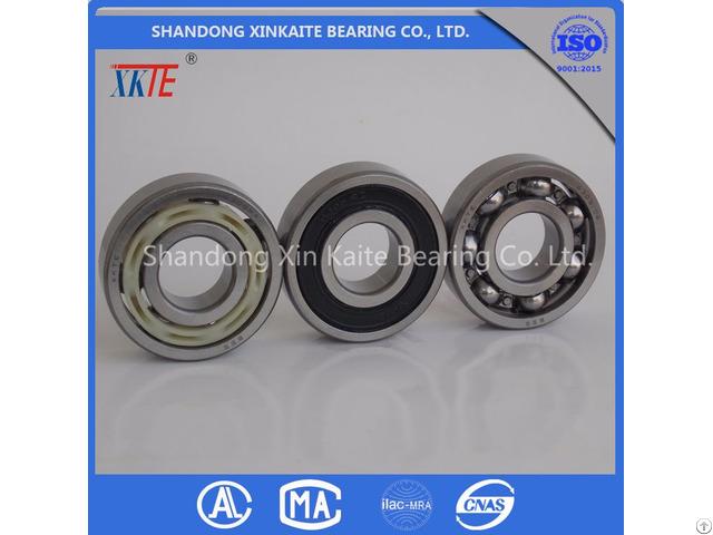 Xkte Brand Nylon Retainer 6305tn C3 Mining Idler Bearing Distributor From China Factory