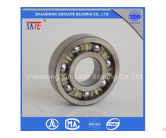 Xkte Brand Nylon Retainer 6205tn C3 Idler Roller Bearing Supplier From Manufacture