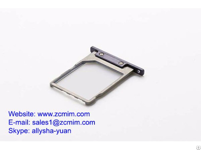 Oem Sim Card Tray Can Customed Any Shape