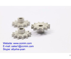 Oem Stainless Stee Small Gear Polish Electroplate