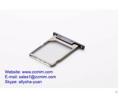 Oem Sim Card Tray Can Customed Any Shape
