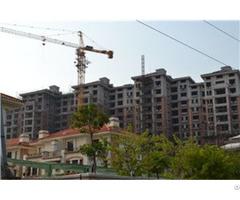 Qtz160 Tc6517 Self Erecting Construction Building Topkit Tower Crane