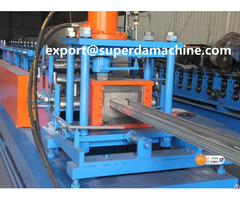 Solar Industry Roll Forming Machine For Sale