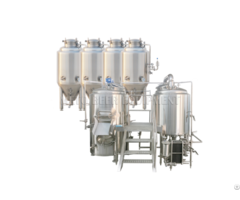 Hot Sale Small Mirco Beer Brewery 300l Brewing Equipment With Ce Certification