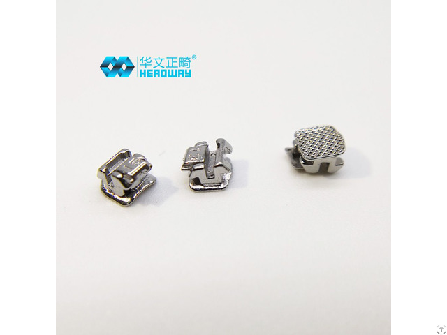 Best Selling Products China Manufacturer Passitive Self Ligating Brace